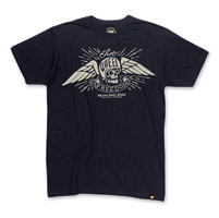 Roland Sands Design 2 Wheel Freedom Black T-shirt