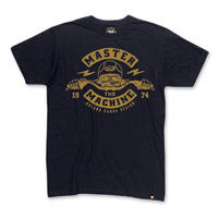 Roland Sands Design Master Machine Black T-shirt