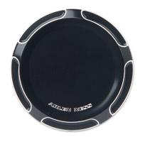 Arlen Ness Beveled Black Cam Cover