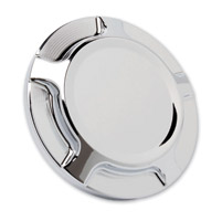 Arlen Ness Beveled Chrome Gas Cap