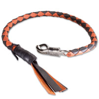 WhoopAZ Black/Orange Getback Whip