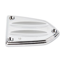 Arlen Ness Chrome Scalloped Clutch Master Cylinder Cover