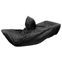 Mustang Seat Rain Cover with Driver Backrest