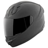 Speed and Strength SS1400 Solid Speed Matte Black Full Face Helmet
