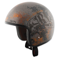 Speed and Strength SS600 Rust and Redemption Open Face Helmet