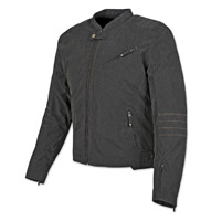 Speed and Strength Rust and Redemption Textile Black Jacket