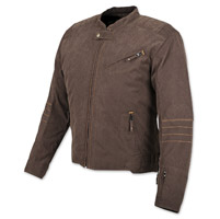 Speed and Strength Rust and Redemption Textile Brown Jacket