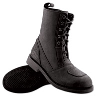 Speed and Strength Smokin' Aces Ladies Black Leather Boots