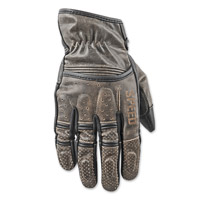 Speed and Strength Rust and Redemption Distressed Olive Tan Gloves