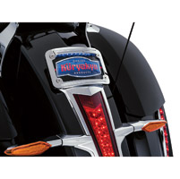 Kuryakyn Chrome Taillight Top Trim