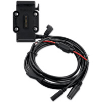 Garmin zumo Motorcycle mount W/Power Cable
