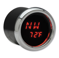 Dakota Digital Red LED GPS Compass