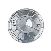 Bahn Chrome Clutch Cover Accent