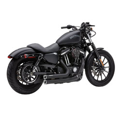 Cobra Speedster Shorts RPT Exhaust Black