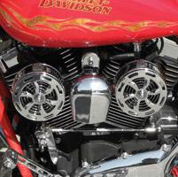 Love Jugs Slot Design Engine Cooling Fan