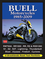 Buell Motorcycles 1985-2009 Book