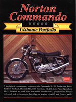 Norton Commando Ultimate Portfolio Book