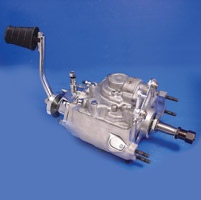 V-Twin Manufacturing Rotary Top 4-Speed Transmission 3.00 Ratio