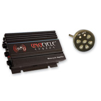 UNiQ Cycle Sounds Advanced Custom Motorcycle Amplifier