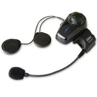 Sena Technologies SMH10 MC Bluetooth Headset/Intercom with Universal Mic Kit
