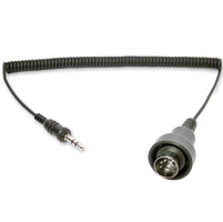 Sena Technologies SM10 3.5mm Stereo Jack to 5 pin DIN Cable NOTE