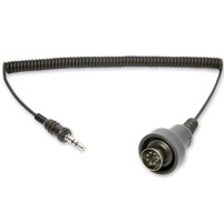 Sena Technologies SM10 3.5 Stereo Jack to 7 pin DIN Cable NOTE