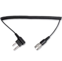Sena Technologies 2-way Radio Cable for Icom Twin Pin Connector