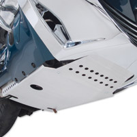 Show Chrome Accessories Belly Pan