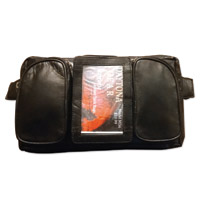 Daytona Gear 5-Pocket Magnetic Tank Bag