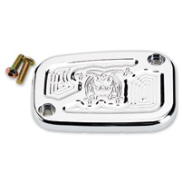 Joker Machine Chrome Master Cylinder Cover Joker Style