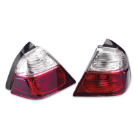 Show Chrome Accessories Saddlebag Lights