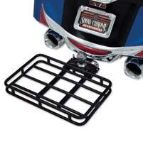 Show Chrome Accessories Universal Trailer Hitch Rack