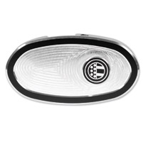 Whitewall Choppers Legend Series Clutch Cover