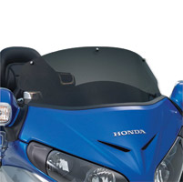 Show Chrome Accessories Adjustable Height Windshield