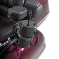Show Chrome Accessories Passenger Beverage Butler