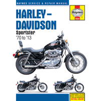 2007 sportster service manual download