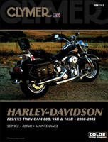 Clymer  Softail Repair Manual
