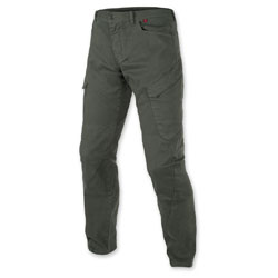 Dainese Men's Kargo Army Green Pants