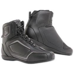 Dainese Men's Raptors Black/Anthracite Shoes