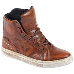 Dainese Men's Street Rocker D-WP Tan Shoes