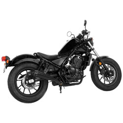 Two Brothers Racing Comp S Slip-On Exhaust System Black