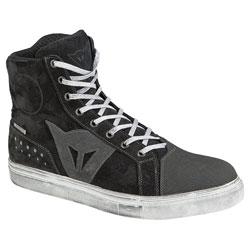 Dainese Men's Street Biker D-WP Black/Anthracite Shoes
