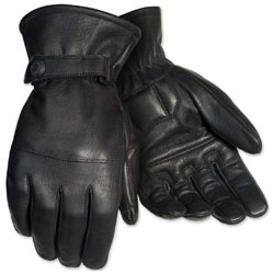 Tour Master Men's Custom Midweight 2.0 Black Gloves