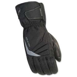 Tour Master Men's Cold-Tex 3.0 Black Gloves