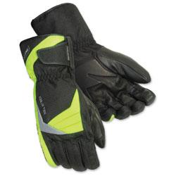 Tour Master Men's Cold-Tex 3.0 Black/Hi-Viz Gloves