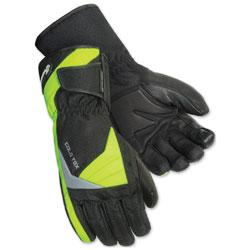 Tour Master Women's Cold-Tex 3.0 Black/Hi-Viz Gloves