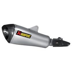Akrapovic Hex TI/CF Slip-on muffler