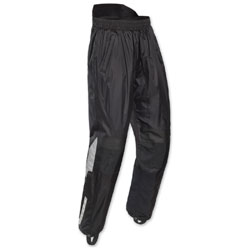 Tour Master Men's Sentinel 2.0 Black Rain Pants