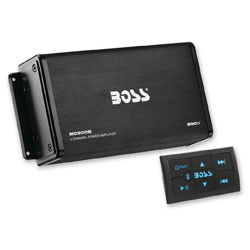Boss Audio Systems 500-Watt 4 Channel Full Range, Class A/B Amplifier