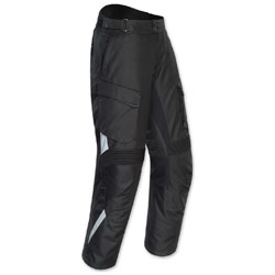 Tour Master Men's Caliber 2.0 Black Pants